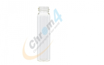 60ml Clear VOC vials 100pk